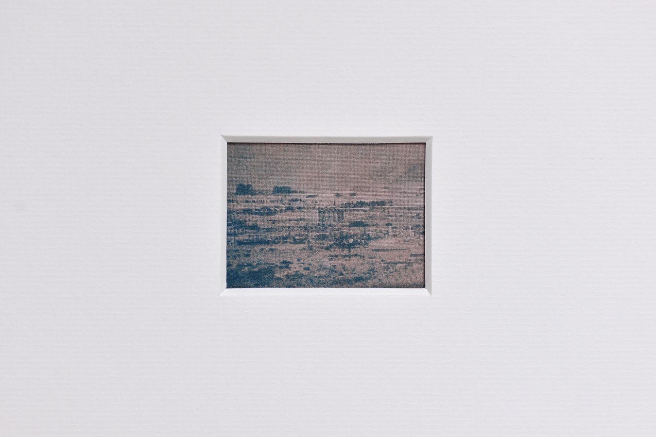 Tadmer 08, 2020⎥cyanotype viré⎥4 x 5,5 cm ⎥220 €